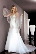 Hochzeitskleid in Weiss