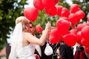 Bei der Hochzeit dürfen Hochzeitsspiele nicht fehlen, diese sollten aber immer gut geplant sein