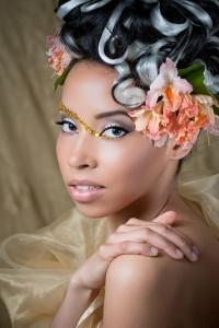 Die Frisur am Hochzeitstag rundet die Persönlichkeit der Braut ab