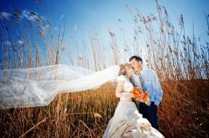 Immer mehr Brautpaare entscheiden sich für die freie Trauung