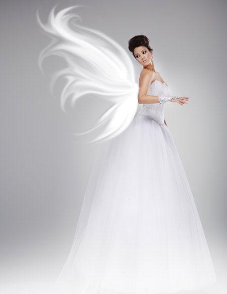 Brautkleider der Promis