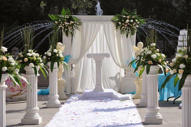 Die Hochzeitslocation Zuhause