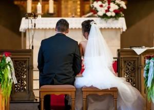 Bei der altkatholischen Hochzeit gibt es Traugespräche im Vorfeld