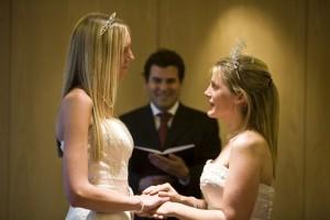 Seit 2010 können gleichgeschlechtliche Paare ihre Partnerschaft eintragen lassen