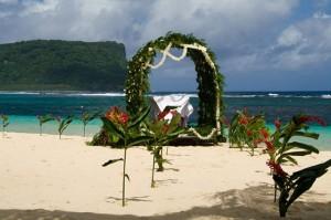 Immer mehr Brautpaare geben sich auf Mauritius das Ja-Wort