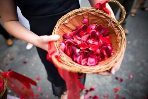 Hochzeitsblumen können bei der Hochzeit sehr vielseitig eingesetzt werden