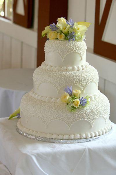 Im Laufe der Jahre hat die Hochzeitstorte schon zahlreiche Trends ...