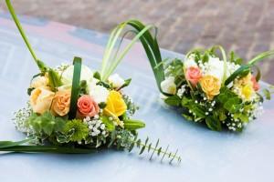 Bei der Wahl der Hochzeitsblumen können viele Fehler unterlaufen, die mit einem Floristen vermieden werden können