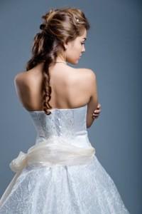Das perfekte Brautkleid wird meist nicht auf Anhieb gefunden