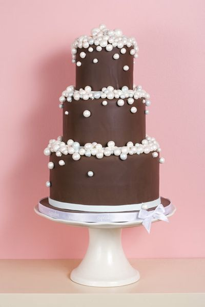 Bei der Hochzeitstorte gibt es zahlreiche Trends. Nicht nur die ...