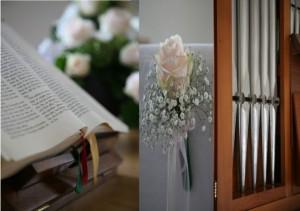 Im alten und im neuen Testament können Textpassagen für die Lesung gefunden werden
