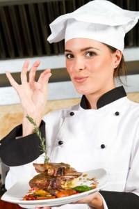 Viele Hochzeitslocations weisen einen Restaurantbetrieb auf