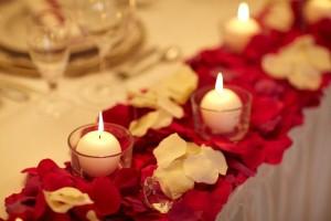 Tipps und Tricks für die Hochzeitsdekoration der Tische