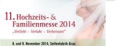 11. Hochzeitsmesse & Familienmesse Graz – 2014