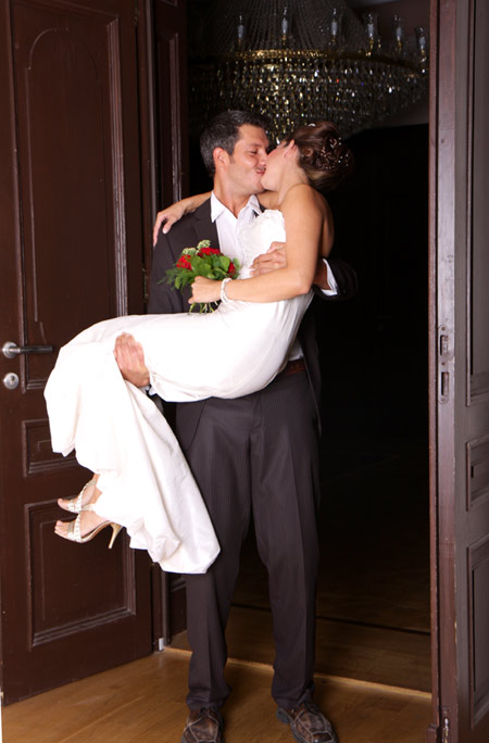 Brautkuss