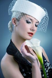 Der Hut wird bei Hochzeiten immer beliebter