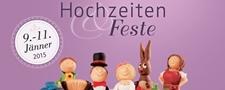 Hochzeiten &  Feste 2015 – Hochzeitsmesse Innsbruck