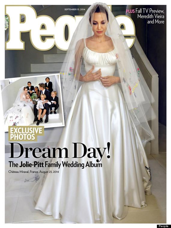 Hochzeit Angelina Jolie Und Brad Pitt Heirat At